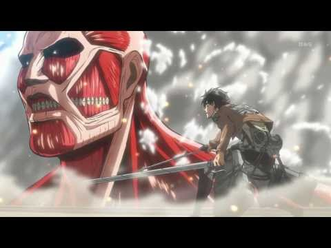 Attack On Titan Amv : Breaking Benjamin - Until The End video
