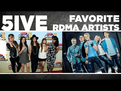 R5 vs. Fifth Harmony: 5ive Favorite RDMA Artists