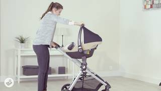 Maxi-Cosi Zelia I How to install a baby car seat