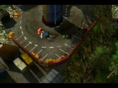 Reckless Racing iPhone/iPod Gameplay Video - The Game Trail image at car games rpm