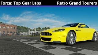 Forza: Top Gear Laps - Retro Grand Tourers - Forza Motorsport 7