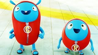 ZellyGo | Eureka | HD Full Episodes | Kids TV Shows | Cartoons for Kids | WildBrain Cartoons