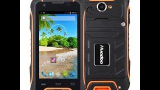 Не убиваемый Смартфон с Проблемами -Обзор. (Huadoo V3)