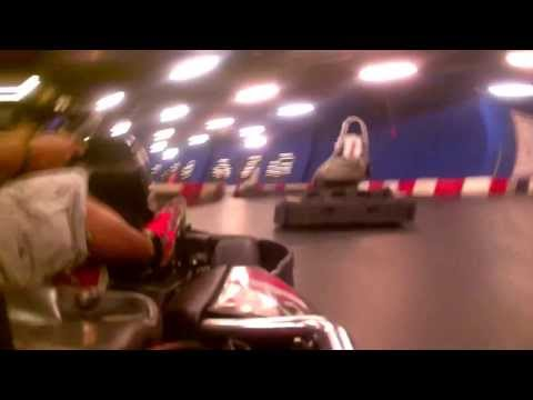 Office Karting @ Villagio Mall, Doha, Qatar