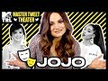 JoJo Shows Off Impressions Of Christina Aguilera, Selena Gomez, & More | Master Tweet Theater 🎭