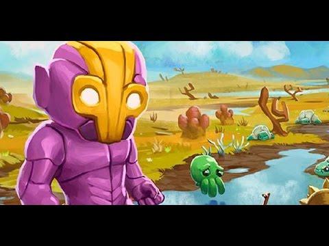Обзор игры Crashlands для андройд
