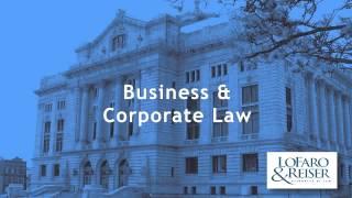 New Jersey Lawyers - LoFaro & Reiser LLP