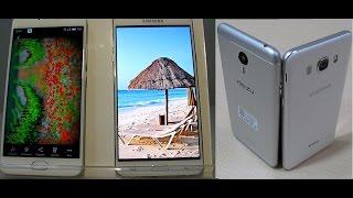 Купить Samsung Galaxy J7 или Meizu M3 Note? J7 2016 vs M3 Note выбираем большой смартфон