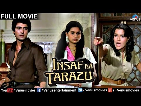 Insaf Ka Tarazu | Hindi Movies Full Movie | Raj Babbar, Zeenat Aman | Old Bollywood Full Movies thumbnail