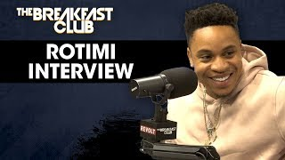Rotimi Talks New Music And Nigerian Roots, Relationships, Life After 'Power' And More