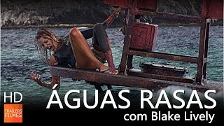 Águas Rasas - Trailer Legendado