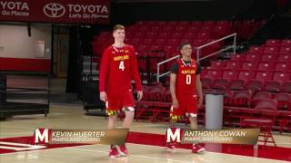 Trick Shots with the Terps - Sports Lite