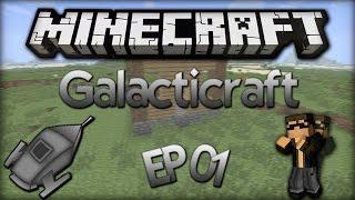 Minecraft | Galacticraft : Nouveaux minerais ! - EP01 [FR]