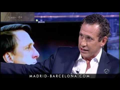 Jorge Valdano cuenta una divertida anécdota con Johan Cruyff