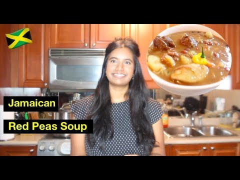 HOW TO COOK: JAMAICAN RED PEAS SOUP thumbnail