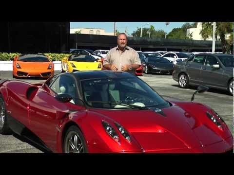 Pagani Huayra Review