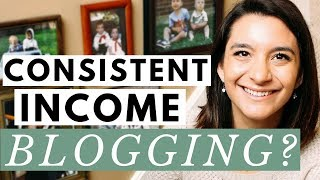 How I Consistently Make Money Blogging ● Tips for Overcoming Irregular Income as a Blogger