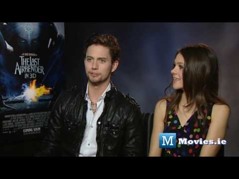 Jackson Rathbone - Star of Twilight Breaking Dawn & The Last Airbender & Nicola Peltz Interview