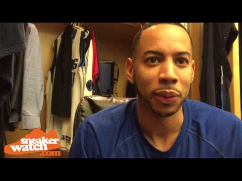 Devin Harris Reveals Top NBA Players' Sneakers He Wears