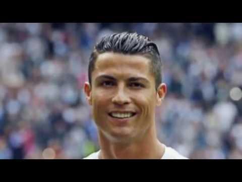 Fryzura Cristiano Ronaldo