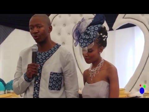 Khaya Mthethwa Married Most Beautiful Bride Ntandoyenkosi