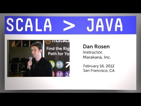 Scala Versus Java