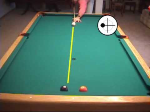 Learn how to use english in billiards