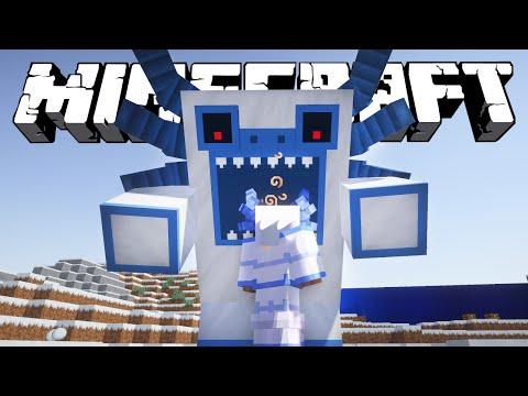 НОВЫЙ БОСС ЙЕТИ - Minecraft (Обзор Мода)