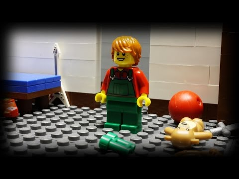 (Lego) Clean Your Room