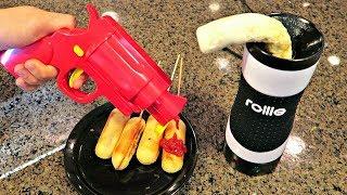 10 Kitchen Gadgets put to the Test - Part 18 by : CrazyRussianHacker