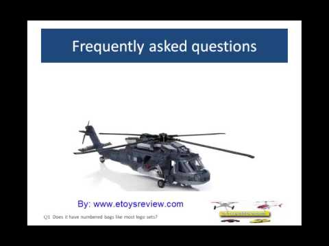 Mega bloks call of duty ghosts tactical helicopter Review   Best RC Helicopters