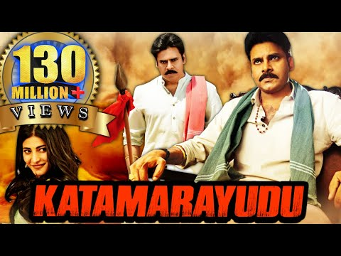 Katamarayudu Hindi Dubbed Full Movie | Pawan Kalyan, Shruti Haasan, Nassar