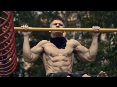 SebeRevolta WORKOUT CZECH Adam Raw Calisthenics 2012 HD Music Videos