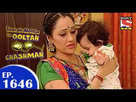 Taarak Mehta Ka Ooltah Chashmah -  तारक मेहता - Episode 1646 - 8th April 2015 video