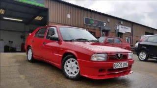 1989 Alfa Romeo 33 1.7 8v Cloverleaf Veloce Barn Find Restoration