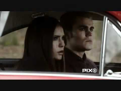The Vampire Diaries Season 2 Episode 14 Stefan And  Elena video