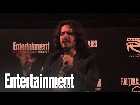 Edgar Wright talks Cornetto Trilogy and 'Scott Pilgrim' at EW's CapeTown Film Festival