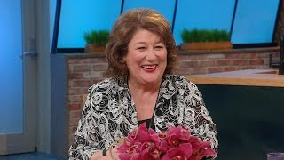 """Watch Rach and """"The Americans"""" Actress Margo Martindale Seriously Fangirl Over This Hollywood """"Ba…"""