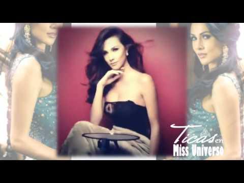 Kary Ramos Miss Costa Rica 2014 rumbo a Miss Universo