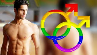 SHOCKING! Siddharth Malhotra REVEALS He Is Gay