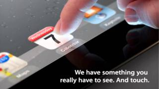 iPad 3 Media Event Confirmed March 7th - Apple iTV & iOS6