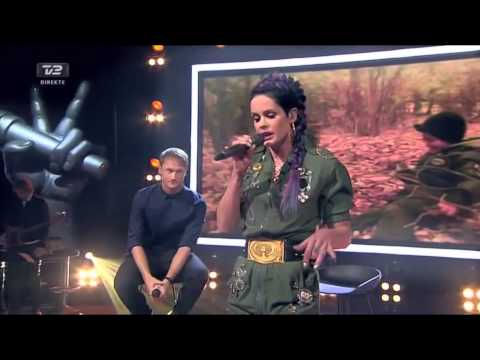 Voice 2012 - Christian Krogh & Lene Nystrøm - If the World Didn't Suck