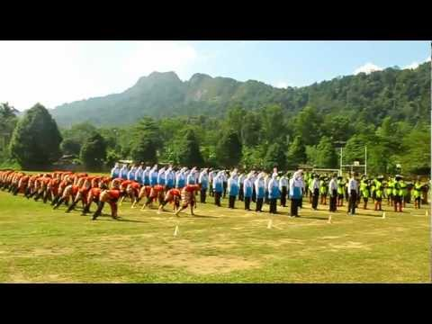Tarian Senamrobik Md,bn,hz,kt ( Sukantahunan 2012 ) video