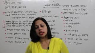SSC Bangla 1st Paper Niriho Bangali
