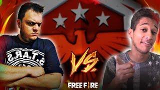 [🔴 LIVE] FREE FIRE -  🔥X2 VS EL GATO 🔥HOJE A BALA VAI CANTAR!