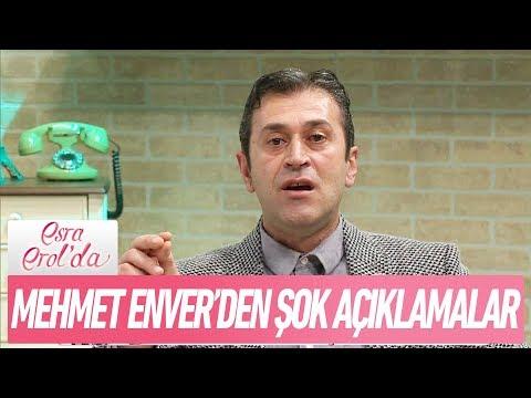 Mehmet Enver'den şok açıklamalar - Esra Erol'da 5 Ocak 2018