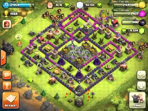 Clash of Clans- How to get 28000 Gems no hacks!