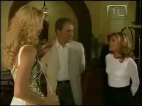 Enrique Lizalde con Maritza Olivares en una escena de Entre el Amor y ...