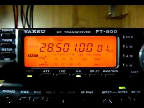 EA2BD 28MHz USA.avi