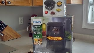 Philips Turbostar Digital Air Fryer Review